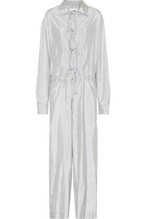 Jil Sander Exclusive to Mytheresa – silk-blend jumpsuit
