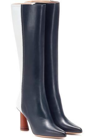Jacquemus Les Bottes Leon Hautes leather boots