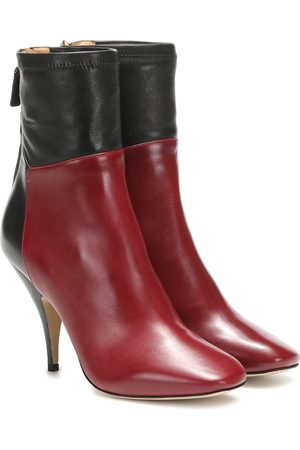 PETAR PETROV Selma leather ankle boots