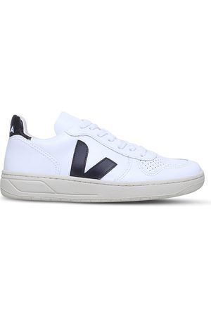 Veja Women Sneakers - V-10 extra leather trainers