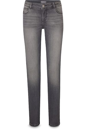 Dl 1961 Girls' Faded Chloe Skinny Jeans - Little Kid