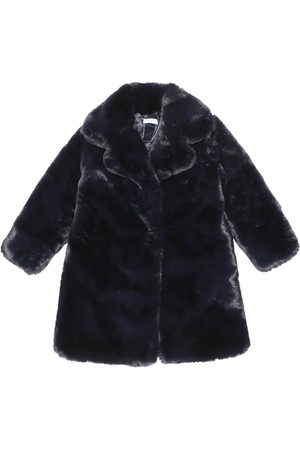 MONNALISA Faux fur coat
