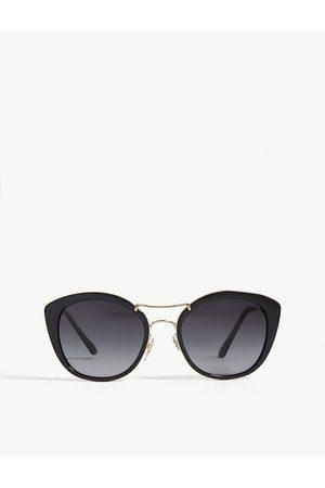Burberry B4251 cat-eye sunglasses