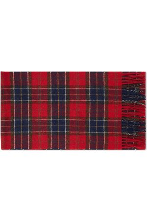 Barbour Men Scarves - Tartan Lambswool Scarf