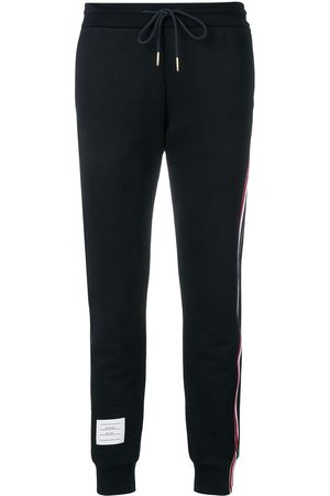 Thom Browne RWB side-stripe track pants