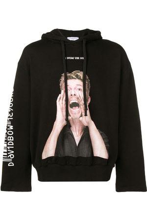 Ih Nom Uh Nit Men Hoodies - David Bowie print hoodie