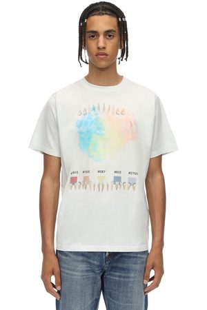 KLSH - KIDS LOVE STAIN HANDS Printed Cotton Jersey T-shirt