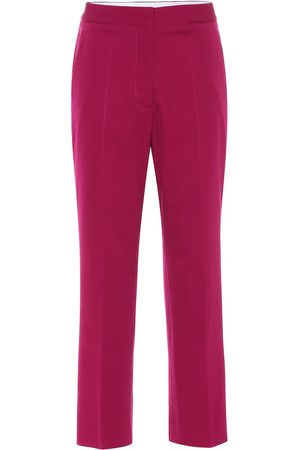 Stella McCartney Carlie high-rise slim pants