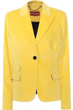 Altuzarra Midge stretch-cotton corduroy blazer