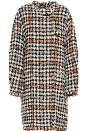 Isabel Marant Zaban tweed coat