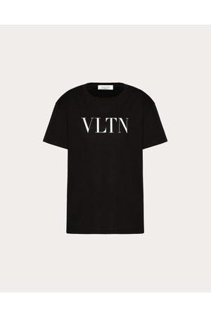 Valentino Vltn T-shirt Women 100% Cotone XS