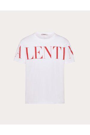 VALENTINO UOMO Valentino Print T-shirt Man / 100% Cotton S
