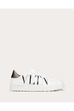VALENTINO GARAVANI UOMO Open Sneaker With Vltn Logo Man / Calfskin 100% 44