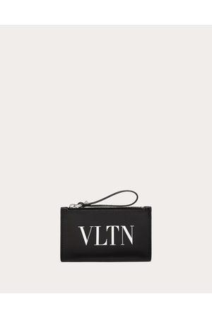 VALENTINO GARAVANI UOMO Vltn Cardholder Man 100% Bovine Leather OneSize