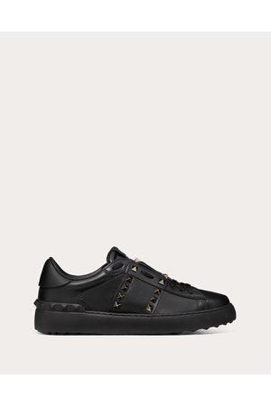 Valentino Rockstud Untitled Noir Sneaker Women 100% Calfskin 37