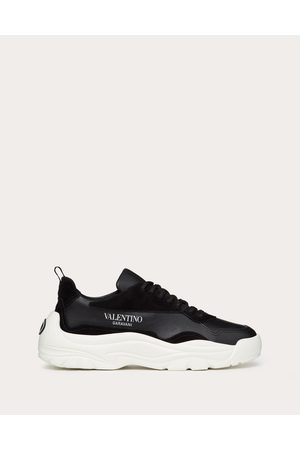 VALENTINO GARAVANI UOMO Gumboy Calfskin Sneaker Man 100% Calfskin 46