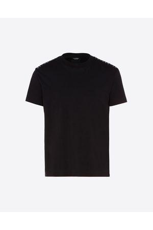 VALENTINO UOMO Rockstud Untitled T-shirt Man 100% Cotone XL