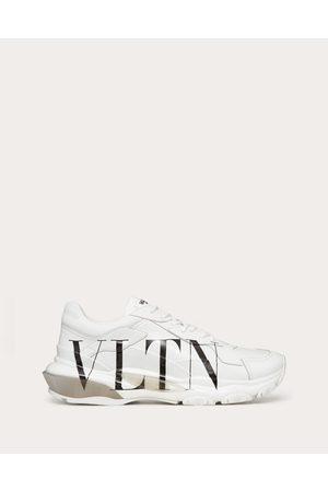 VALENTINO GARAVANI UOMO Vltn Bounce Calfskin Sneaker Man / 100% Calfskin 42.5