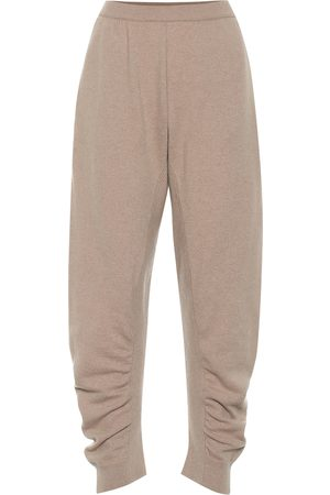 Stella McCartney Virgin wool trackpants