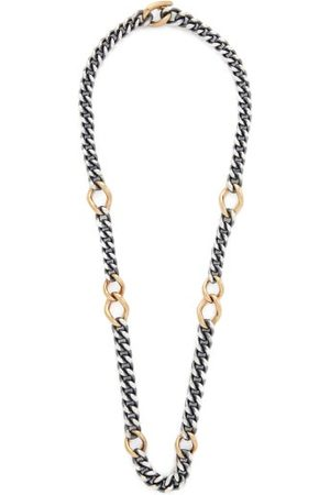Hum Sterling- & 18kt Necklace - Womens
