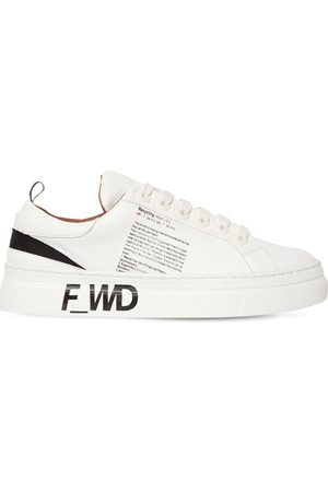 FORWARD 30mm Printed Faux Leather Sneakers
