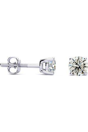 Hansa Women Studs - 1/2 Carat Diamond Stud Earrings in
