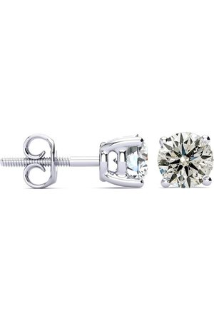 SuperJeweler 1.5 Carat Diamond Stud Earrings in 14k