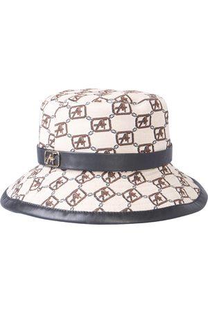 Alberta Ferretti Women Hats - Cappello con motivo logo