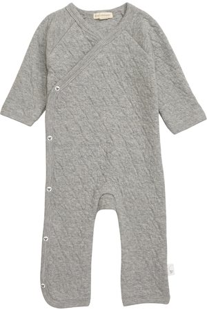 Burt's Bees Infant Quilted Organic Cotton Romper