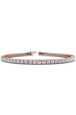 SuperJeweler 6.5 Inch 14K 2 3/4 Carat Diamond Tennis Bracelet