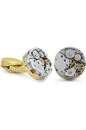 Octavius Two Tone Kinetic Cufflinks