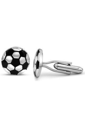 Octavius Soccer Ball Cufflinks