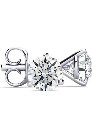 SuperJeweler 4 Carat Diamond Martini Set Diamond Stud Earrings (F-G Color Color