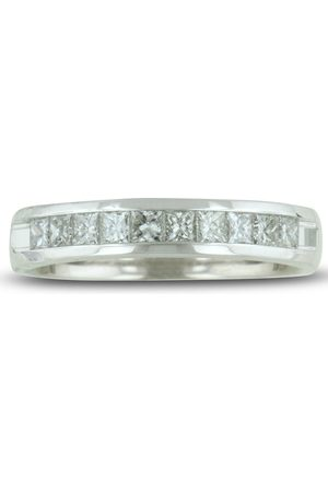 SuperJeweler 1/2 Carat Channel Set Diamond Comfort Fit Anniversary Wedding Band Ring in 14k (3.5 g)