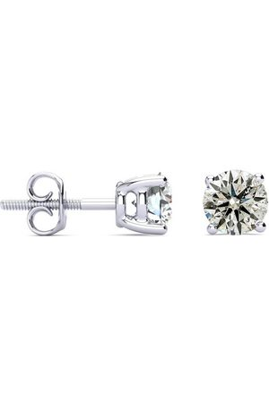 SuperJeweler 1.25 Carat Diamond Stud Earrings in 14k (1.8 Grams)