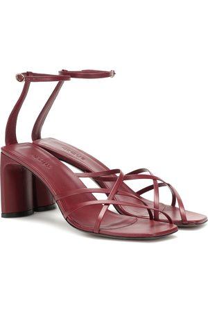 Neous Esmerelda leather sandals