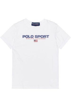 Polo Ralph Lauren Kids Logo cotton T-shirt