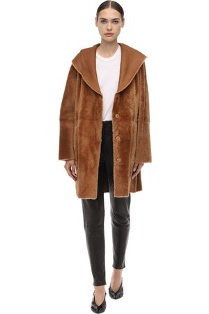 DROME Reversible Hooded Merinillo Coat