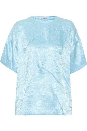REJINA PYO Women Blouses - Mattie satin blouse