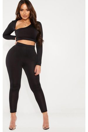 PRETTYLITTLETHING Shape Jersey Leggings