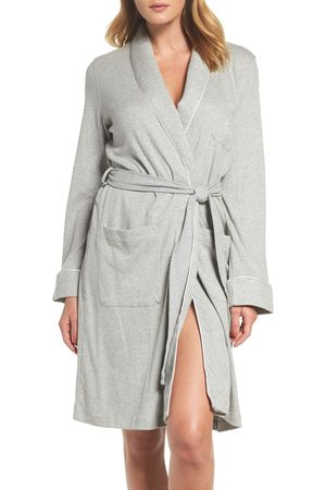 LAUREN RALPH LAUREN Women's Quilted Collar Robe