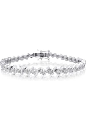 SuperJeweler Women Bracelets - 1/2 Carat Natural Diamond Bracelet
