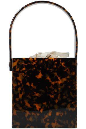 Montunas Stells Acetate Top Handle Bag