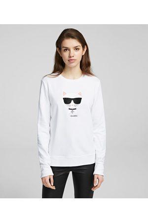 Karl Lagerfeld K/Ikonik Choupette Sweatshirt