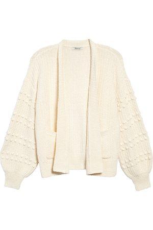 Madewell Women's Bobble Cardigan Sweater