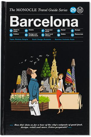 Publications The Monocle Travel Guide: Barcelona