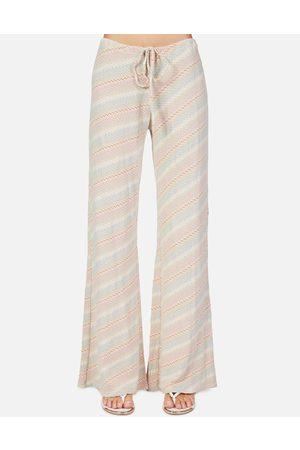 Michael Lauren Women Wide Leg Pants - Barto Pant - XS