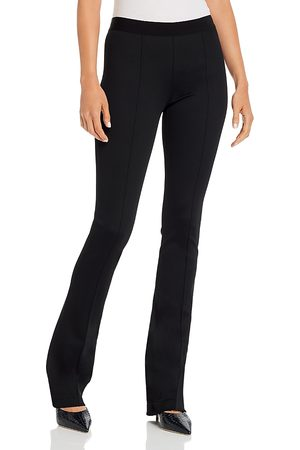 Helmut Lang High Waisted Flared Leggings
