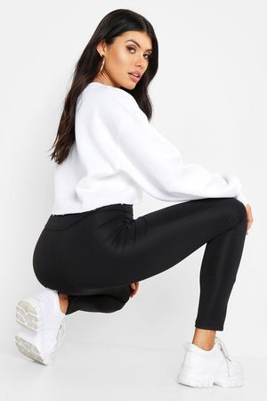 Boohoo Womens Waist Shaping Leggings - - 2