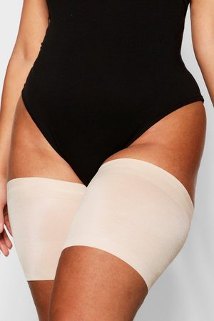 Boohoo Womens Plus Anti Chafing Thigh Bands - - 16